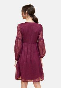 La Fiancée du Mékong - Day dress - dark purple - 2