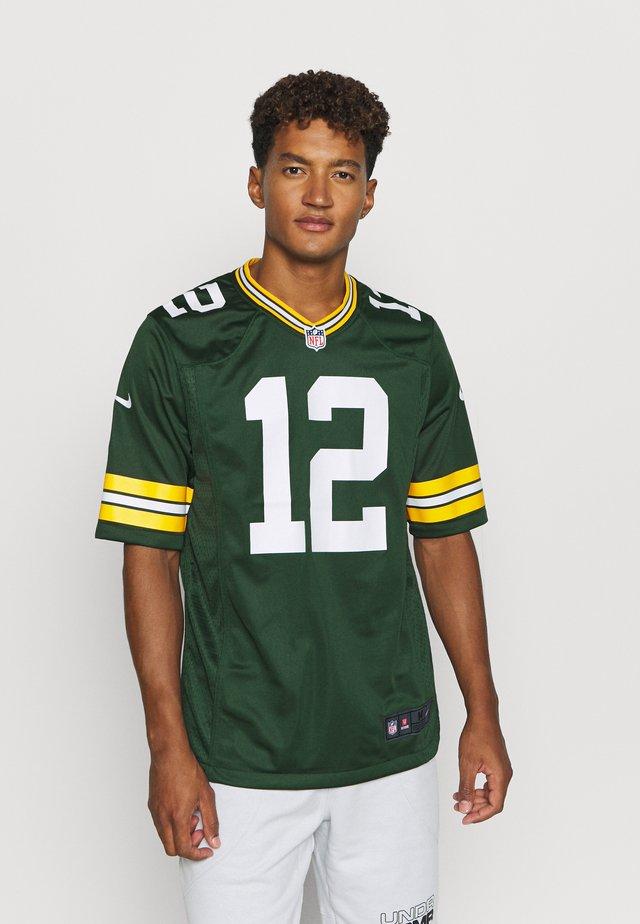 NFL BAY PACKERS ARON RODGERS - Club wear - fir