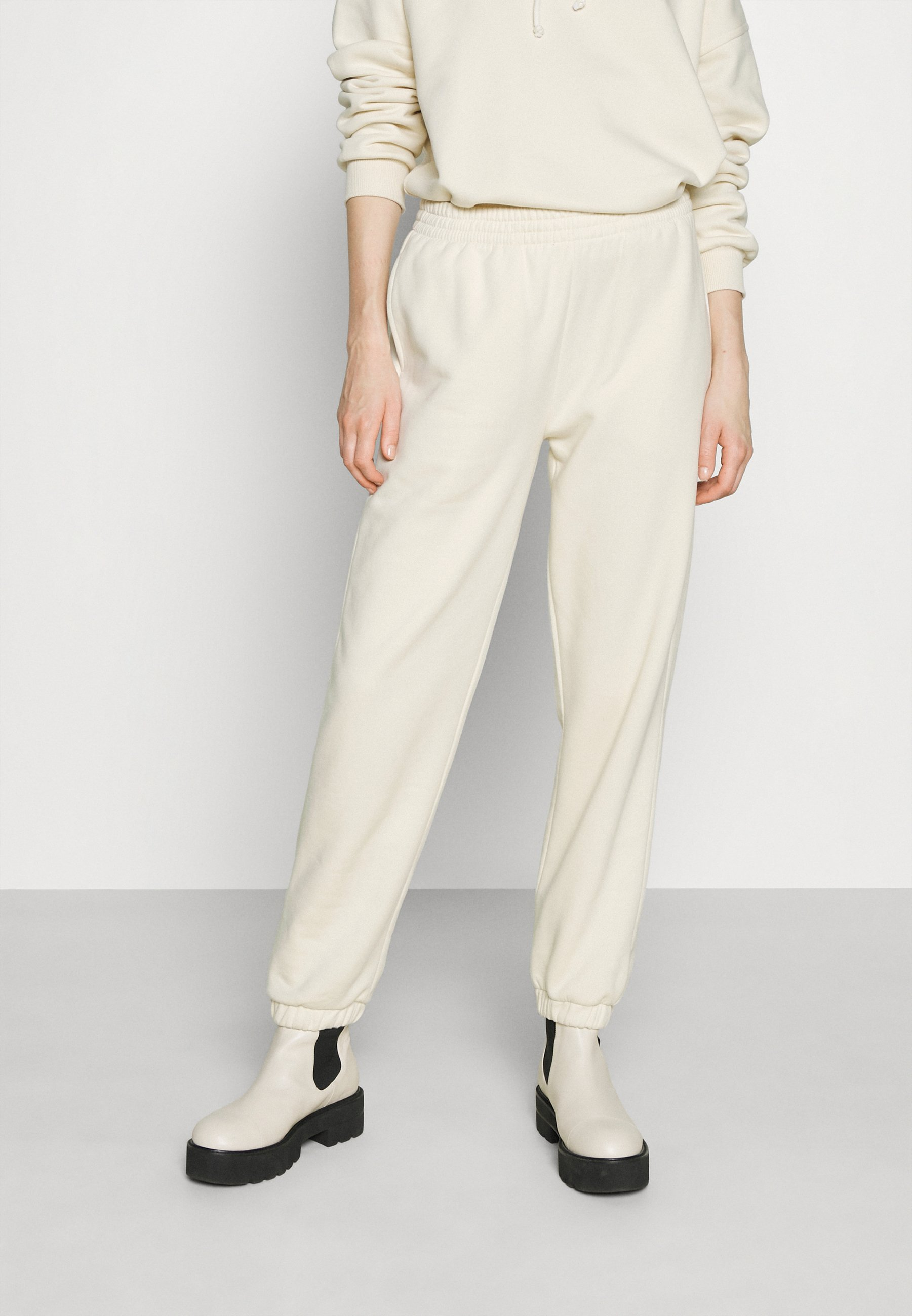 Women PLAY BRUSHED - Tracksuit bottoms