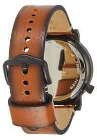 Fossil - BARSTOW - Watch - braun - 2