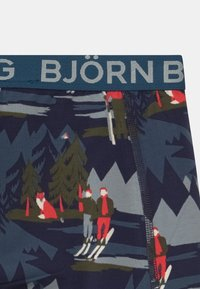 Björn Borg - WINTER WONDERLAND SAMMY 5 PACK - Pants - night sky - 3