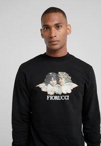 Fiorucci - VINTAGE ANGELS  - Felpa - black - 4