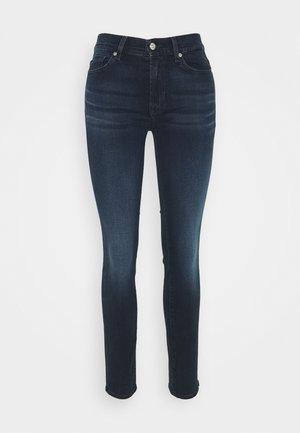 ROXANNE BAIR PARK AVENUE - Jeans Skinny Fit - dark blue