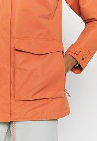 Columbia - SOUTH CANYON™ JACKET - Hardshell jacket - teak brown - 4