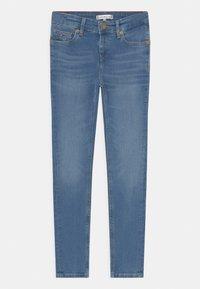 Tommy Hilfiger - NORA SKINNY - Jeans Skinny Fit - blue denim - 0