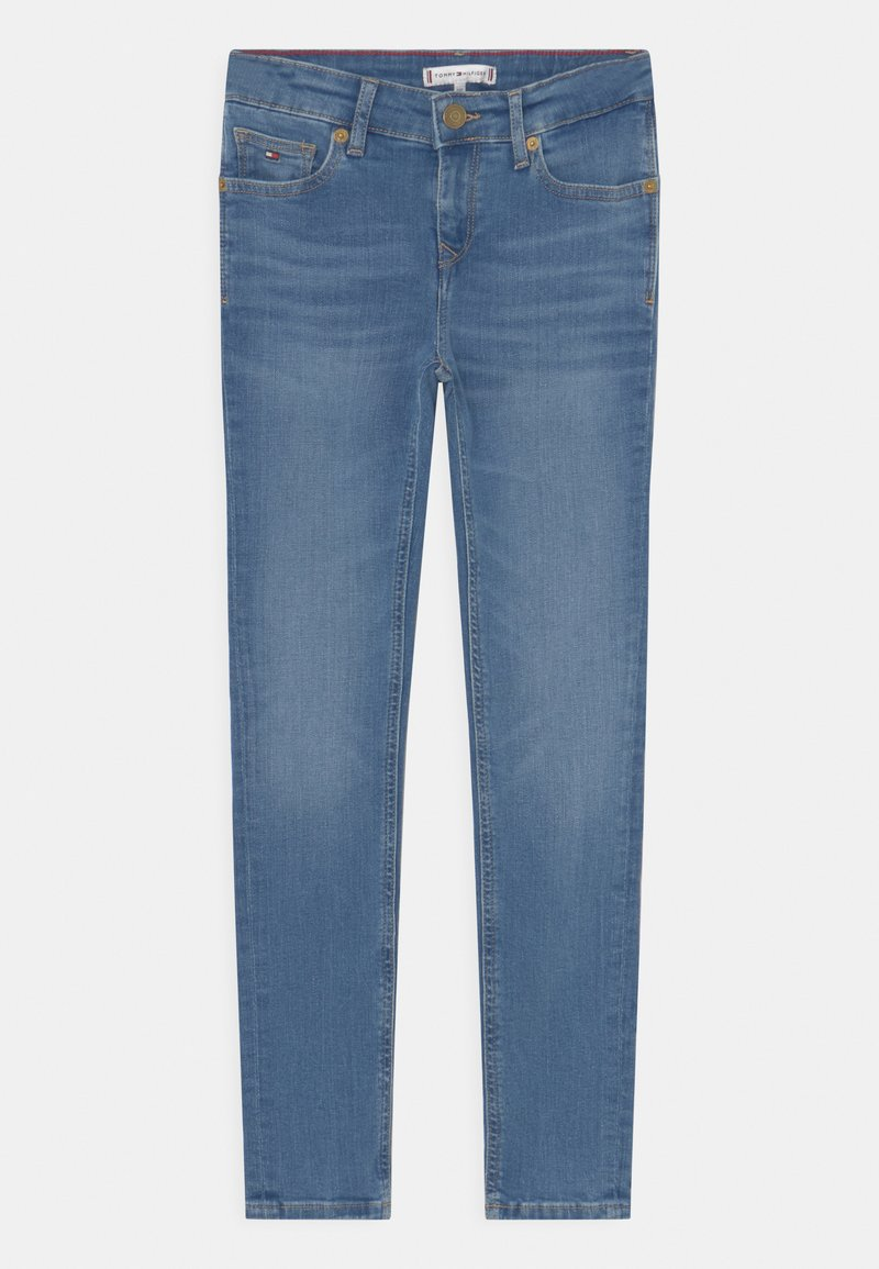 Tommy Hilfiger - NORA SKINNY - Jeans Skinny Fit - blue denim