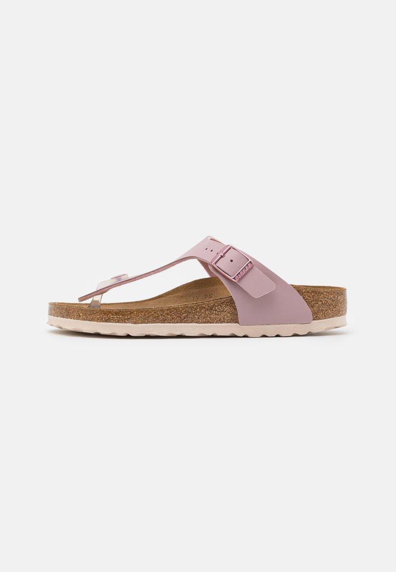 Birkenstock - GIZEH - Sandály s odděleným palcem - mauve