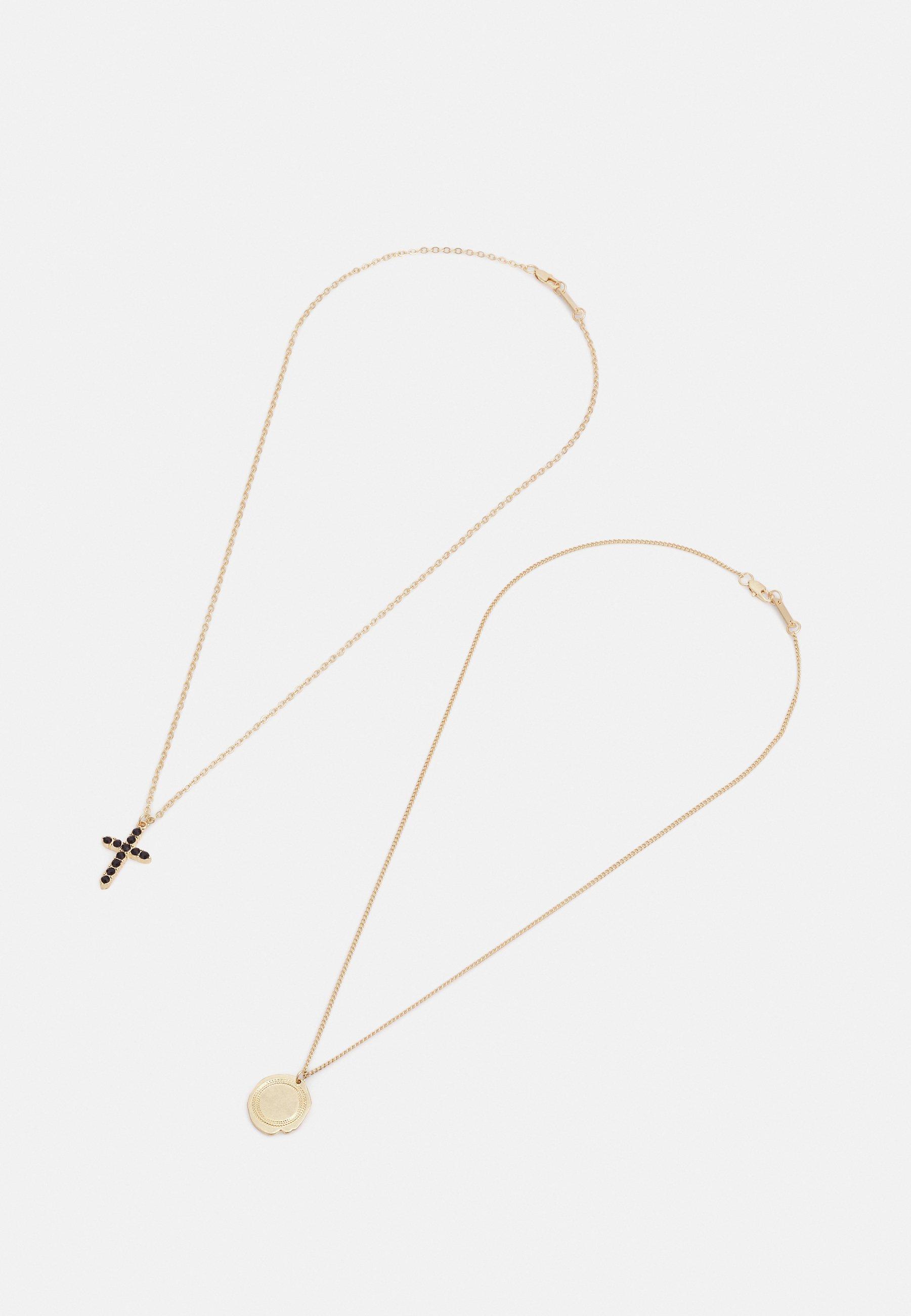 Men 2 PACK UNISEX - Necklace