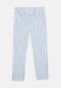 ROXANNE - Straight leg jeans - white
