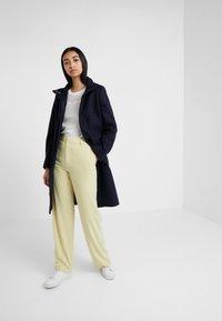 HUGO - MIRANI - Płaszcz wełniany /Płaszcz klasyczny - dark blue - 1
