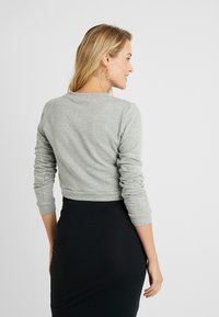 Glamorous Bloom - CROPPED - Sweatshirt - grey - 2