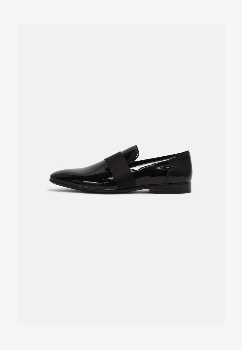 ALDO - ASARIA - Scarpe senza lacci - open black