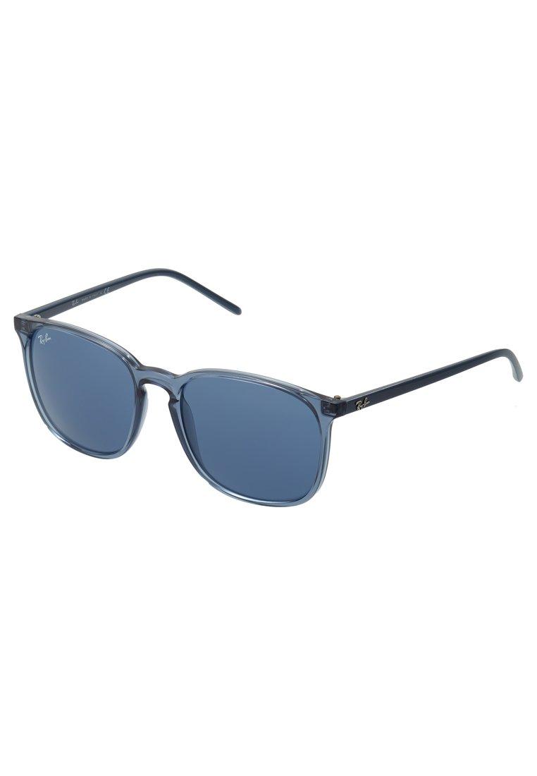 Ray-Ban Solbriller - trasparent blue/blå 6QoZ3js5iaK5Vec
