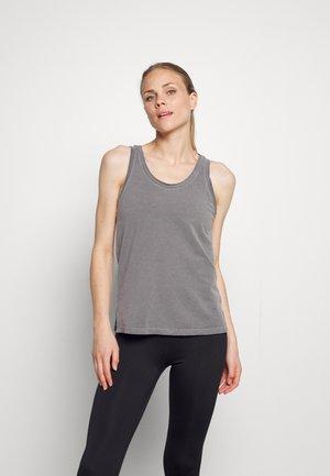 DYE TANK - T-shirt de sport - anthracite