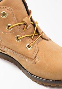 Timberland - POKEY PINE  - Veterboots - wheat - 5