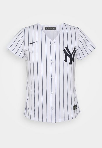 MLB NEW YORK YANKEES OFFICIAL REPLICA HOME - Club wear - white/navy