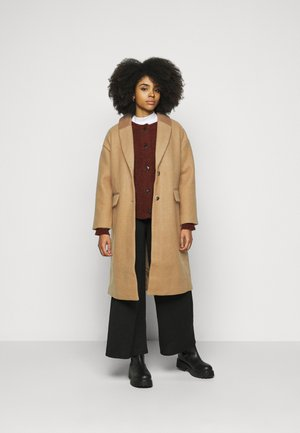 VICALLEE COAT  - Classic coat - tigers eye