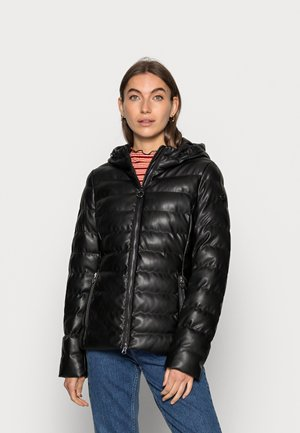 SOLARBALL - Winter jacket - schwarz