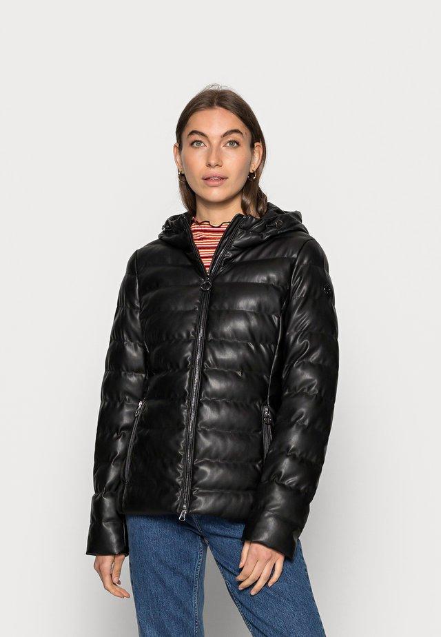 SOLARBALL - Zimní bunda - schwarz
