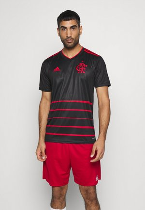 CR FLAMENGO AEROREADY SPORTS FOOTBALL - Club wear - black/red