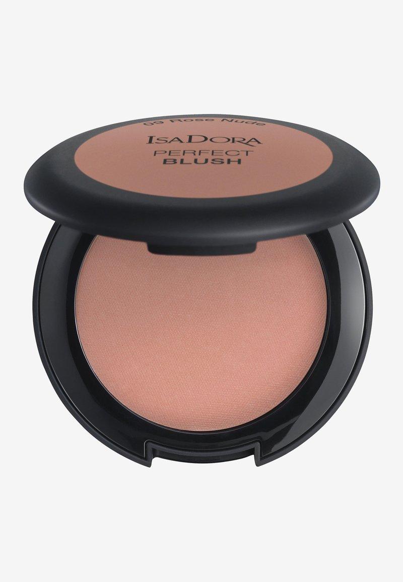 IsaDora - PERFECT BLUSH - Blusher - rose nude