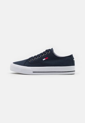 LONG LACE UP  - Sneakers laag - twilight navy