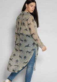 Studio Untold - Button-down blouse - zand-beige - 1