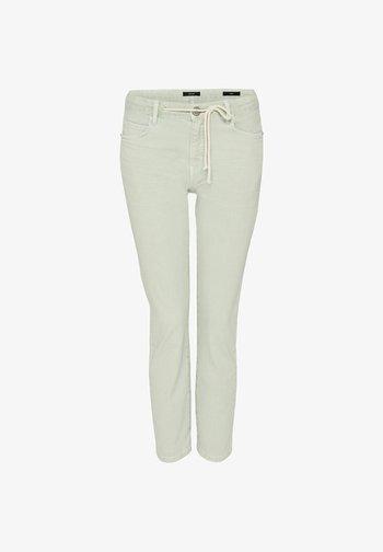 LOUIS - Slim fit jeans - pistazie
