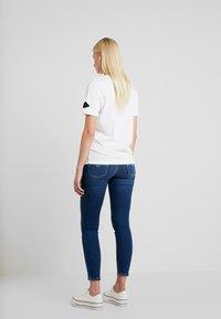 Replay - NEWLUZ ANKLEZIP - Jeans Skinny Fit - mediumblue - 2