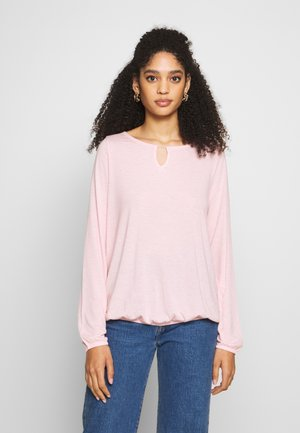Long sleeved top - rose
