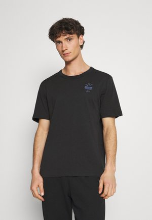 ABSTRACT TEE UNISEX - T-shirts print - black