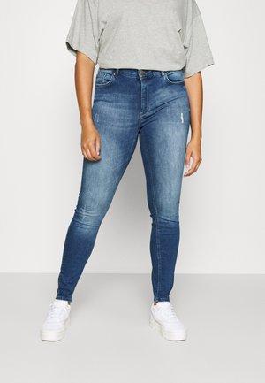 CARWILLY SKINNY - Jeans Skinny Fit - medium blue denim