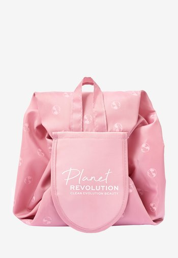 PLANET REVOLUTION EVERYTHING BAG - Makeup accessory - pink