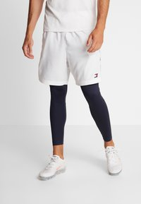 Tommy Sport - LEGGING LOGO - Leggings - sport navy - 0