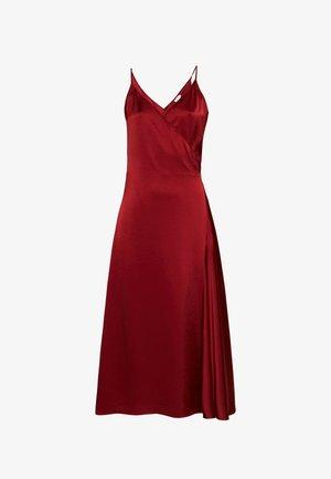 CALLIE DRESS - Koktejlové šaty/ šaty na párty - pure red