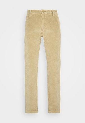 STD II - Spodnie materiałowe - sand/beige