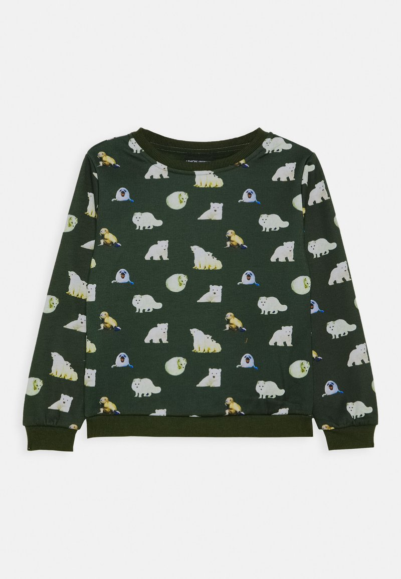 Lemon Beret - BOYS - Sweatshirt - forest night