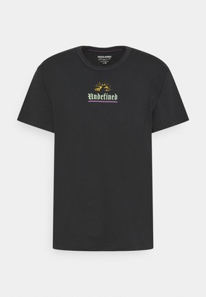 JORUNDEFINED TEE CREW NECK - Print T-shirt - tap shoe