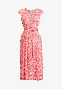Louche - CATHLEEN BLOOM - Skjortklänning - red - 3