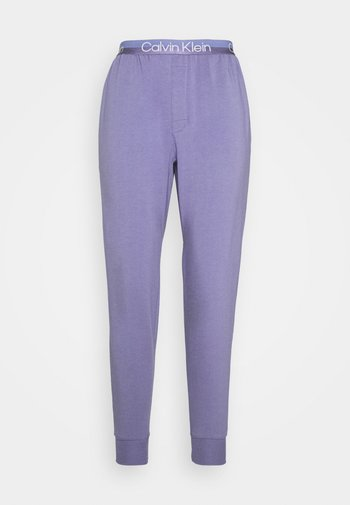 MODERN STRUCTURE JOGGER - Pyjama bottoms - bleached denim