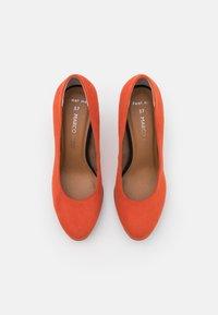 Marco Tozzi - COURT SHOE - High heels - terracotta - 5