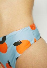 We Are We Wear - SELIN HIGH WAIST THONG - Bikini bottoms - multicoloured - 4