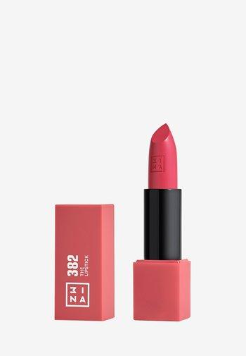 THE LIPSTICK - Rouge à lèvres - 382 bubble gum pink