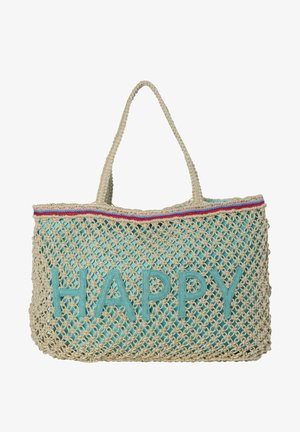 Handbag - aqua