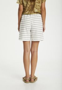 Cream - CRFIA SWEAT - Shorts - timber stripe - 2