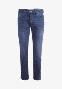 BONOBO Jeans - INSTINCT - Straight leg jeans - stone blue denim - 4