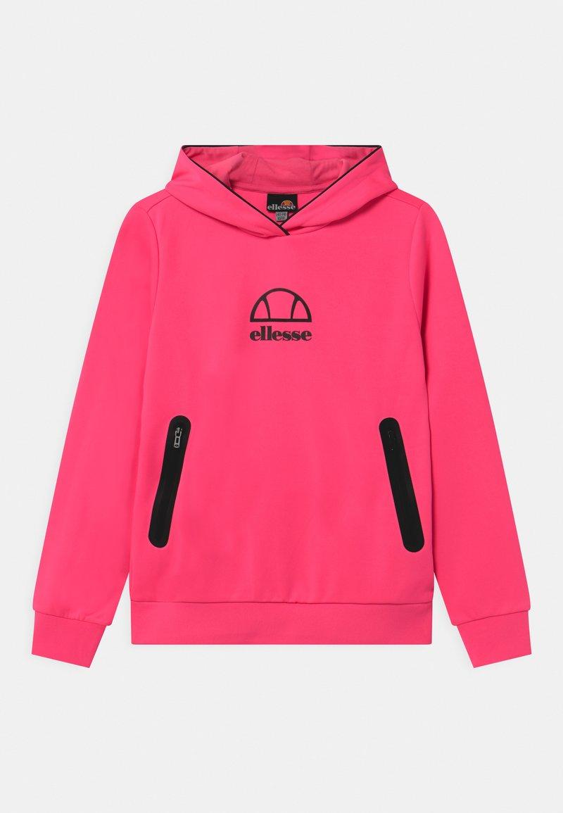 Ellesse - EDENI HOODY UNISEX - T-shirt à manches longues - neon pink