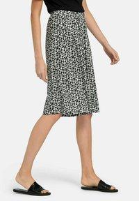 Green Cotton - Shorts - weiß schwarz - 3