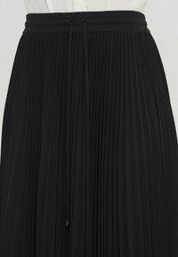 Max Mara Leisure - GIGANTE - A-line skirt - schwarz - 4