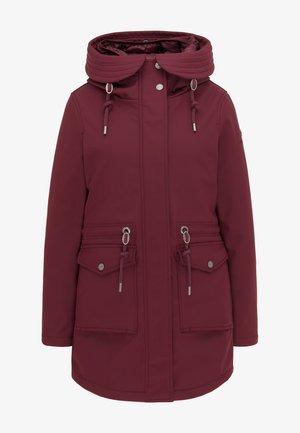 3 IN 1  - Płaszcz zimowy - bordeaux